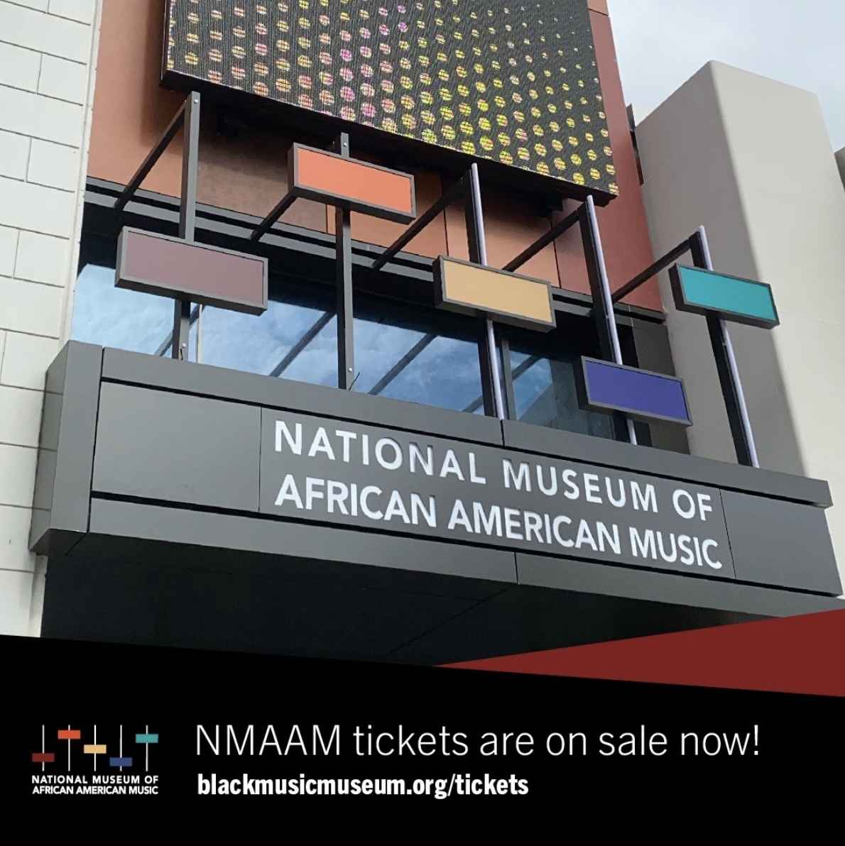 The National Museum of African American Museum Opened in Nashville! Time to Support Our Newest Great Museum.